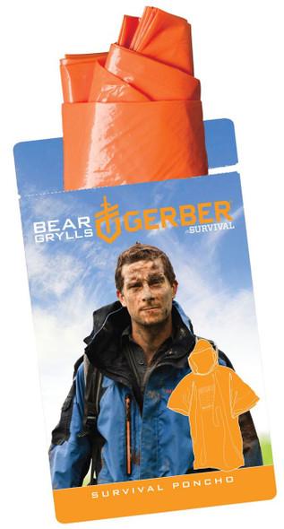 Gerber 31-001790 BG Survival Poncho