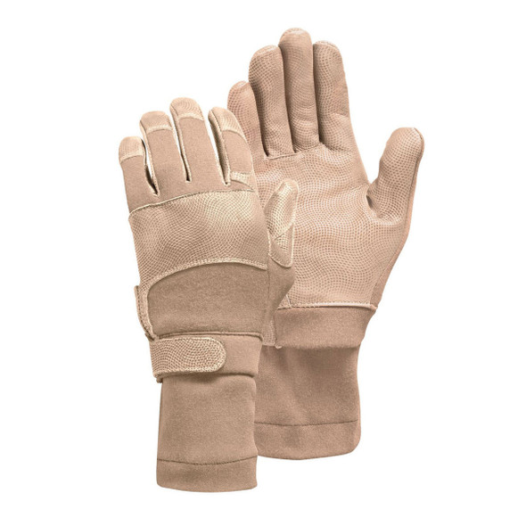 CamelBak FR SER Max Grip Gloves, Tan