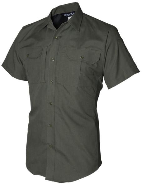 Vertx VTX8100OD Phantom LT Short Sleeve Shirt, Olive Drab