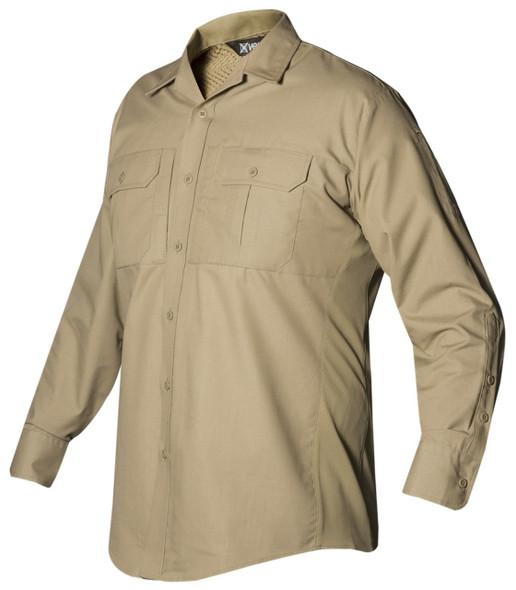 Vertx VTX8120DT Phantom LT Long Sleeve Shirt, Desert Tan