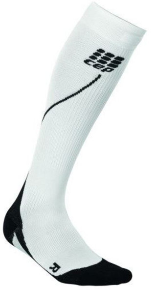 CEP Women's Running Progressive Socks - White