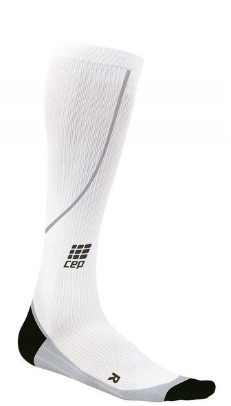 CEP Men's Running Progressive Socks - White