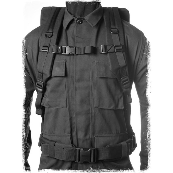 Dynamic Entry DE-TBKB Tactical Backpack Kit B