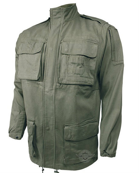 Tru-Spec CCW Concealed Carry Field Jacket OD Small