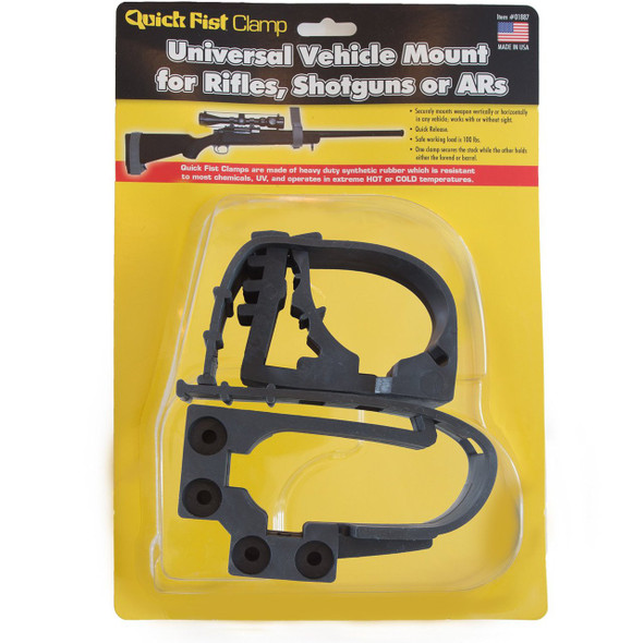 Quick Fist Heavy Duty Weapon Clamp