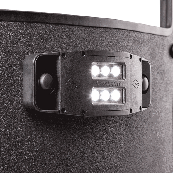 Fox Fury B70 Ballistic Shield 1200 Lumen Light & Handle