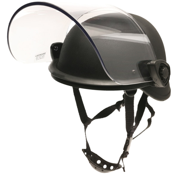 Paulson DK5-X.250AF Riot Face Shield .250 Thick / Anti-Fog Coating