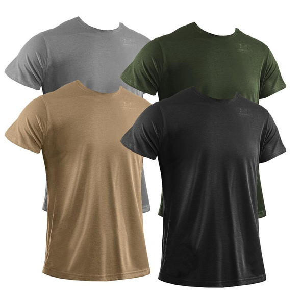 Under Armour Men's Fire Retardant MOD Short Sleeve T Shirt