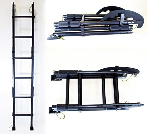 Ruhl Tech Folding Rung Ladder