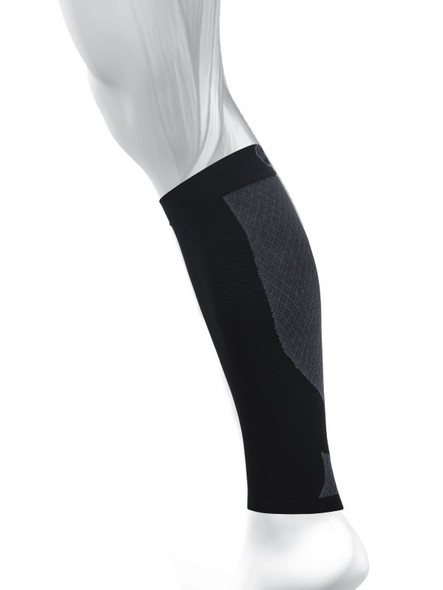 OS1st CS6 Sports Compression Black Calf Sleeves