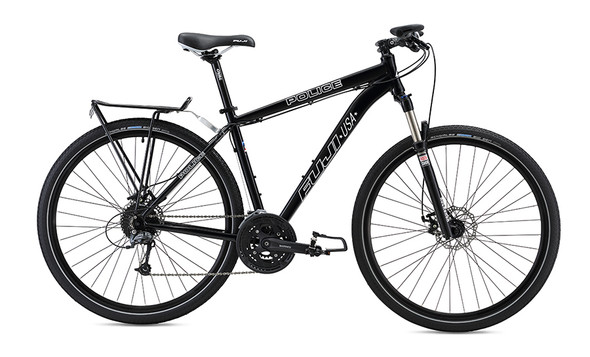 Fuji 2015 Police Special Mountain Bicycles 29-Inch Wheels BLACK