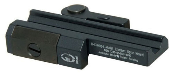 GDI R-COM E-Model Combat Optic Mount