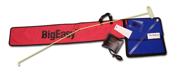 Steck BigEasy GLO Deluxe��Lockout Tool KIT w/ Easy Wedge & Carry Case