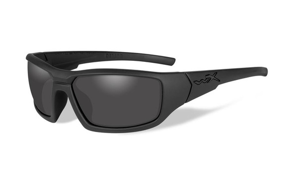 Wiley X Censor Polarized Grey Lens / Matte Black Frame