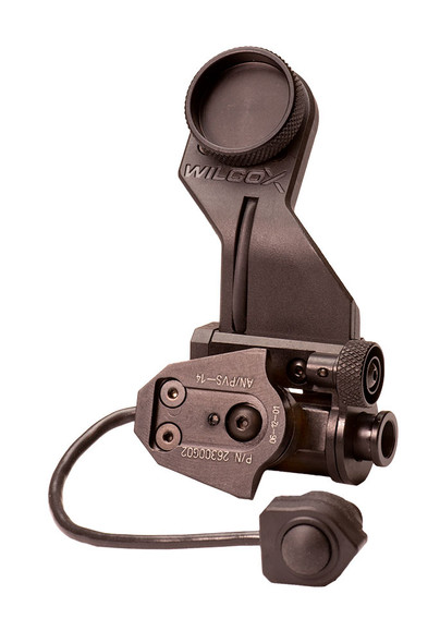 Wilcox AN/PVS-14 Arm GEN I w/ NVG On/Off Switch