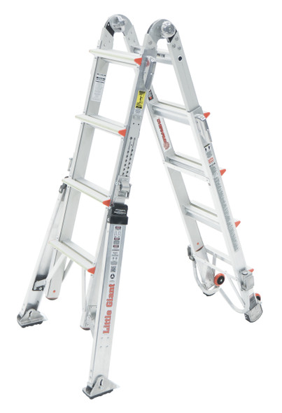 Little Giant Overhaul Fire Fighting Ladder