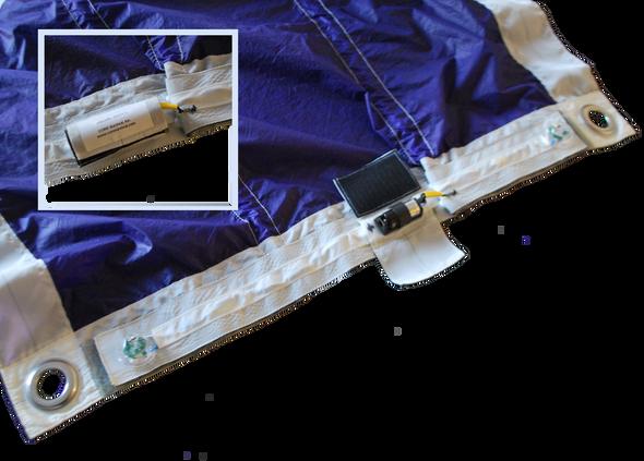 Core Survival Lighting System Parachute Slider