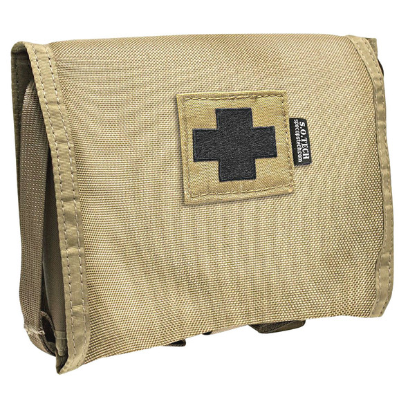 S.O. Tech Tactical Viper Flat A1 First Aid Kits