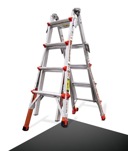 Little Giant Defender Fire Fighting Ladder