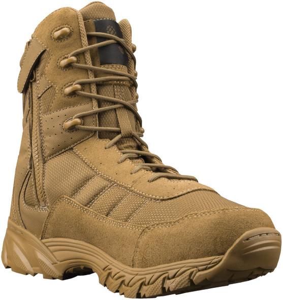 """Altama 305303 Men's Vengeance SR 8"""" Side Zip Boots, Coyote"""