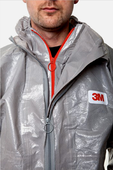 3M 4570 Protective Coverall Suit