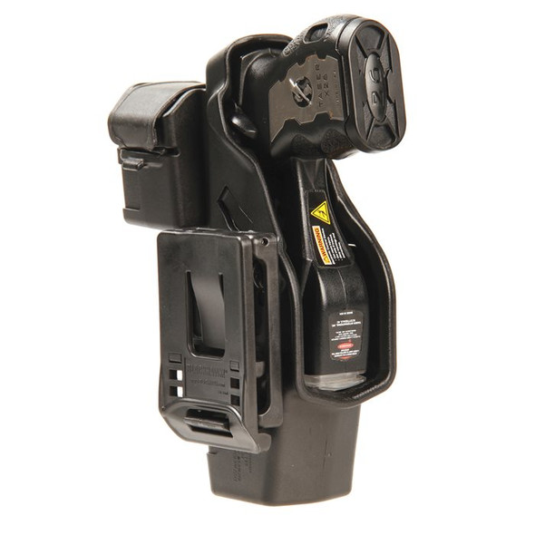 Blackhawk SERPA Black X-26 Taser Holster