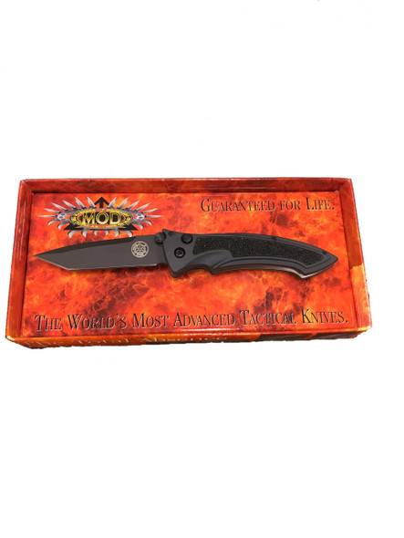 MOD 65-7 STT685 Tanto Plain Folding Knives