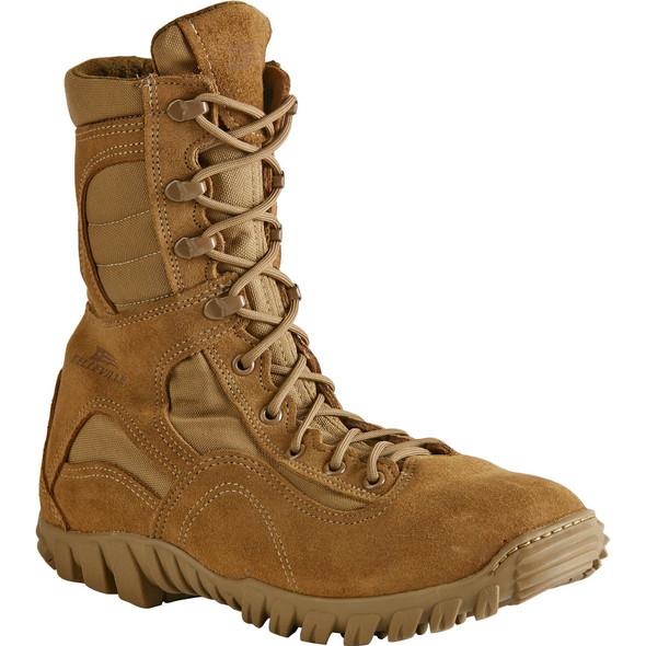 Belleville SABRE C333 Hot Weather Hybrid AR 670-1 Compliant Assault Boots, Coyote