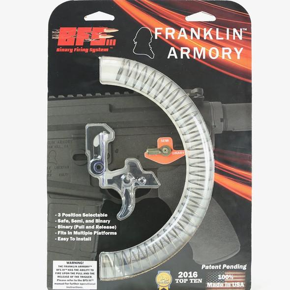 Franklin Armory BFSIII Binary Firing System III Trigger