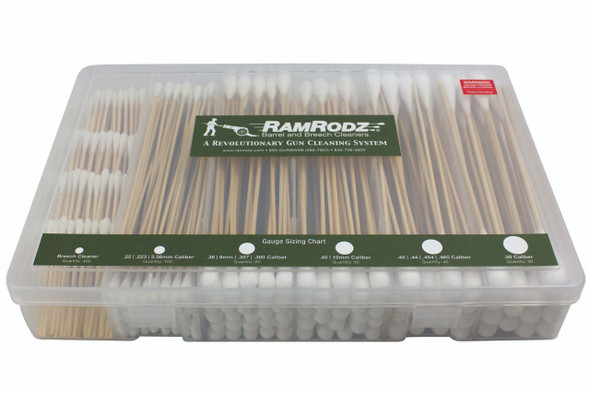 RamRodz Range Kit Assortment For Pistols