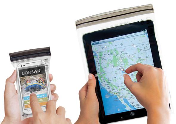 LokSak Waterproof Storage Bags For iPhone & iPad 2/Pack