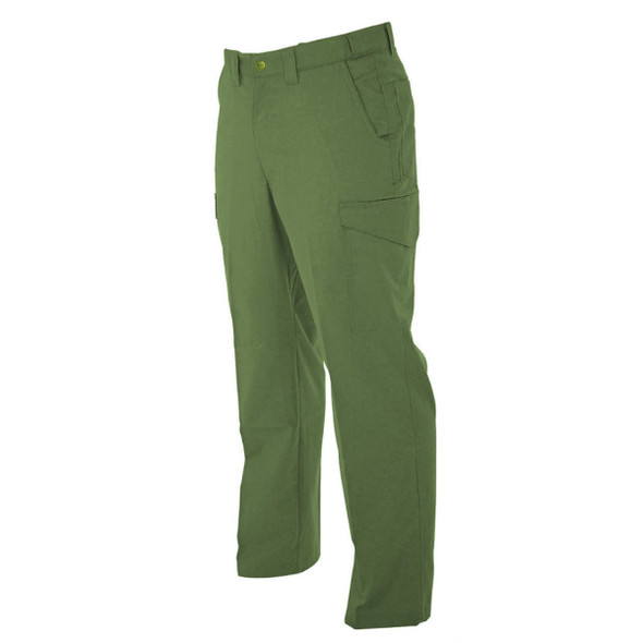 Tru-Spec Men's 24-7 Series OD Green Range Cotton/Poly Twill Pants
