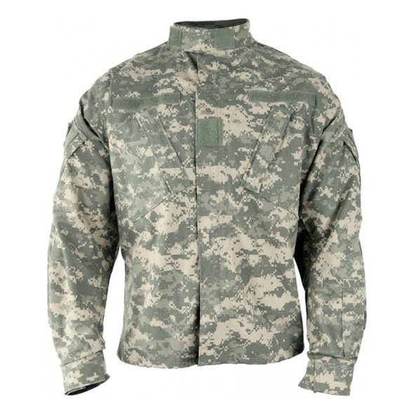 Propper F545921394 ACU Camo Ripstop Coat, Large, X-Long