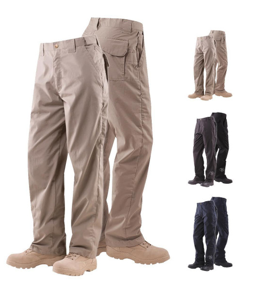 Tru-Spec Men's 24-7 Series 65/35 Polyester/Cotton Rip-Stop Classic Pants