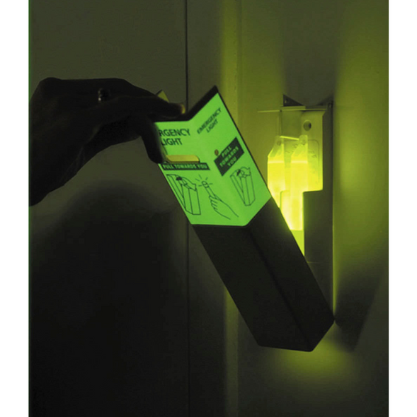 Cyalume S.E.E. System: Evacuation Lighting and Emergency Light Sticks