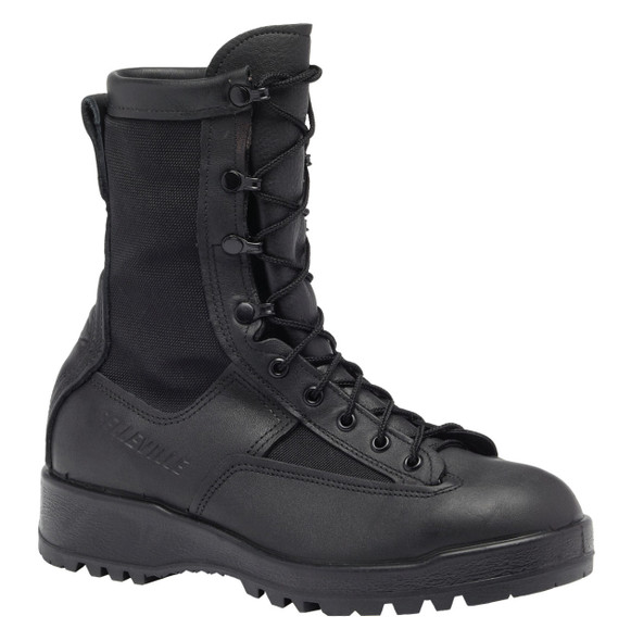 "Belleville 770 8"" Insulated  Waterproof Combat & Flight Black Boots"