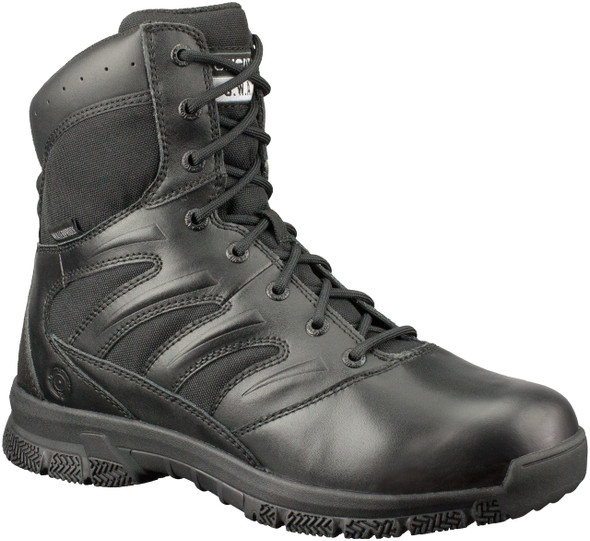 "Original SWAT 152001 Men's Force 8"" Waterproof Black Boots"