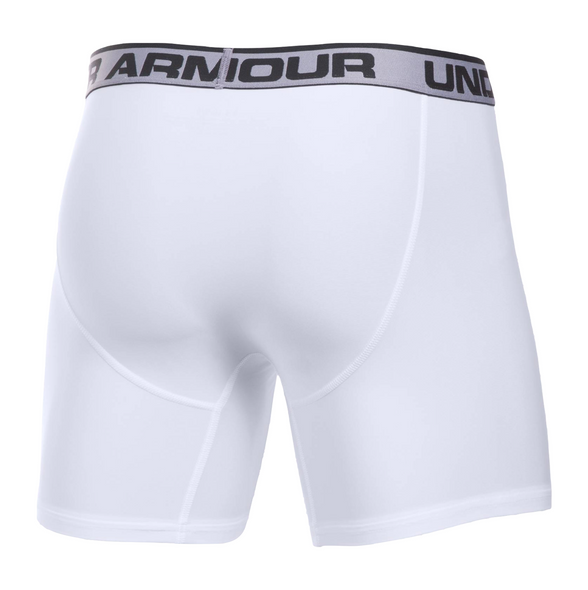 "Under Armour 1277238 Mens Original Series 6"" Boxerjock"