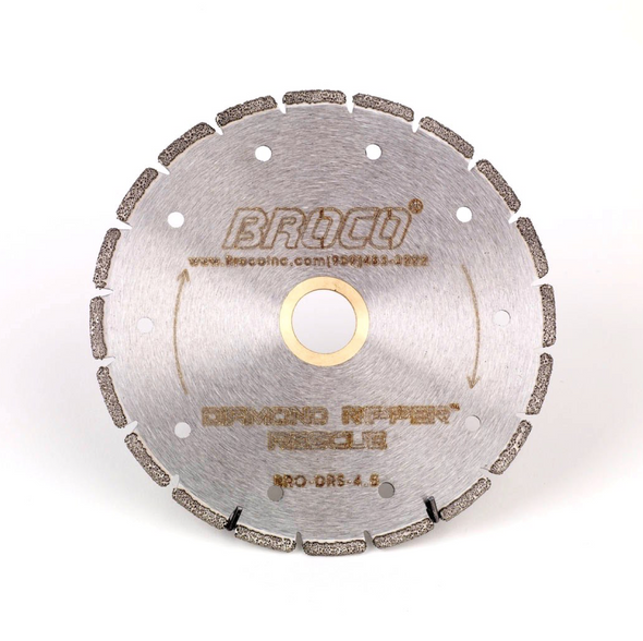 Broco Mini Diamond Ripper Rescue Saw Blades 4.5""
