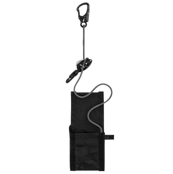 Petzl EXO EASHOOK Individual Evacuation System w/ Carabiner