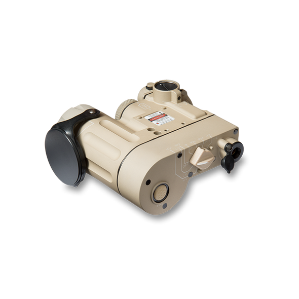 Steiner DBAL-D2 Dual Beam Red Aiming Laser Sight-Desert Tan