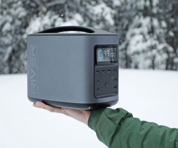 EcoFlow River Ultra-Capacity Portable Power Station