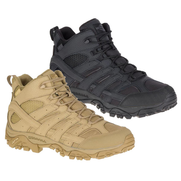 Merrell MOAB 2 Mid Tactical Waterproof Boots