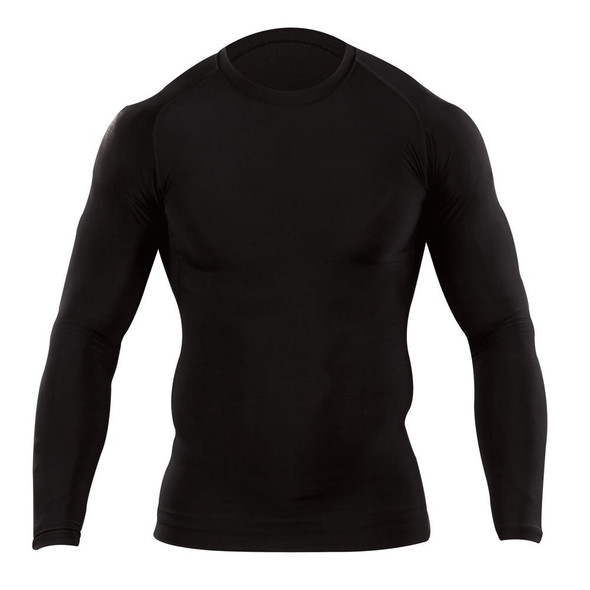 5.11 Tactical Tight Crew Long Sleeve Black Shirt