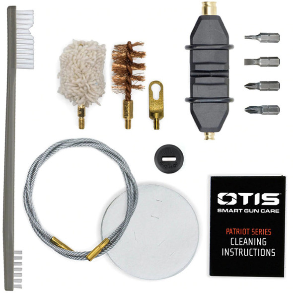 Otis Patriot Series Cleaning Kits for Shotgun 12GA