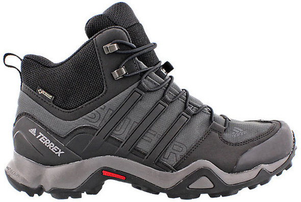 Adidas BB4639 Men's Outdoor Terrex Swift R Mid GTX Hiking Shoes
