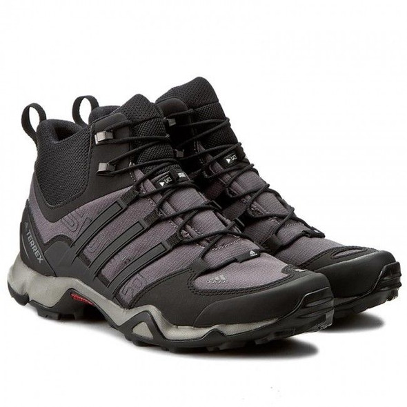 Adidas BB4590 Men's Outdoor Terrex Swift R Mid Hiking Shoes