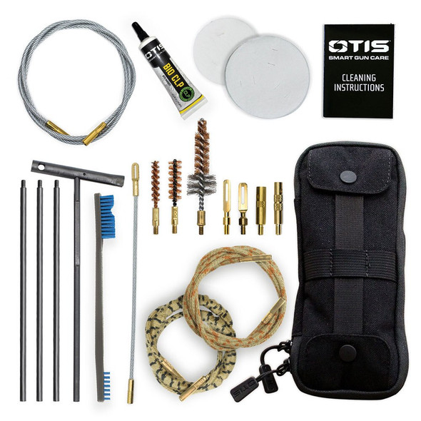 Otis Defender Series Cleaning Kits for 5.56mm / 9mm