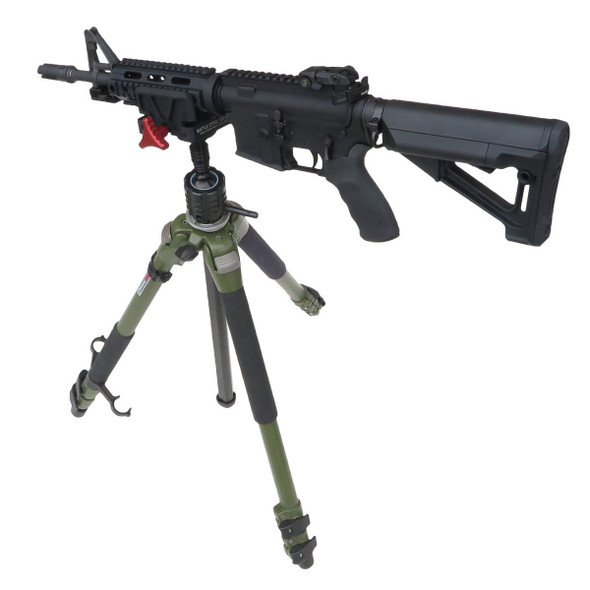 GunJaw Aluminum , PRP & Tripod Package Deal