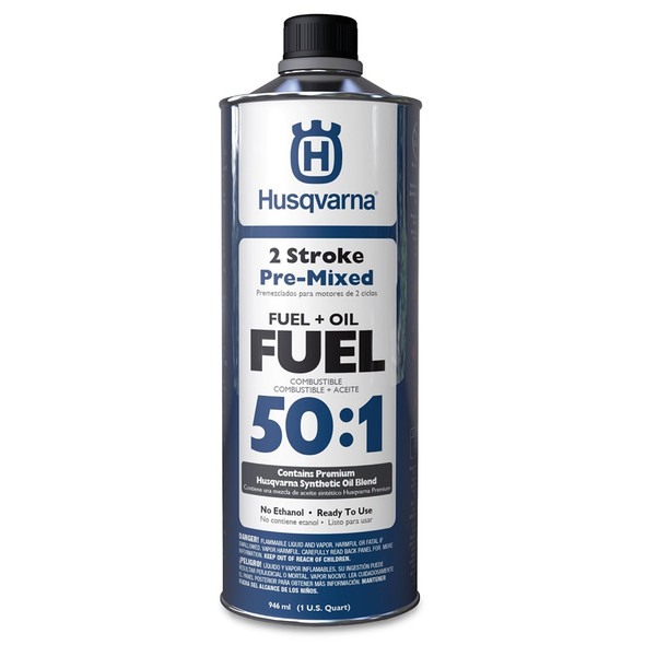 Husqvarna Pre-Mixed 2 Cycle Fuel 6/Pack